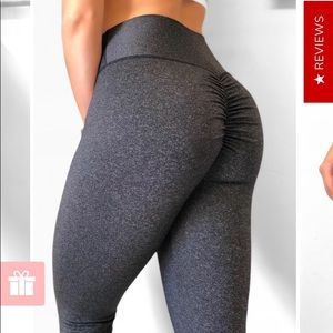 DTinas Butt Scrunch Athletic Leggings